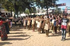 swarnim bharat : हम सबको मिलकर देश को स्वच्छ बनाना है,एक वर्ष में 70 घंटे श्रमदान जरुरी