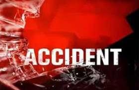 gujrat news hindi ,death injured ,road accident. Accident.,बछड़ी,चक्कर,किशोर,मौत