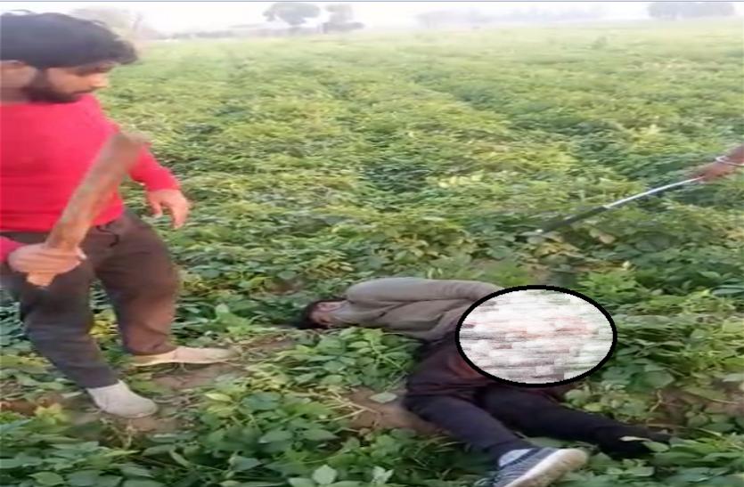 मुस्लिमों और दलितों के बाद अब यूपी में ब्राह्मण युवक की जानवरों की तरह पिटाई का वीडियो हुआ वायरल