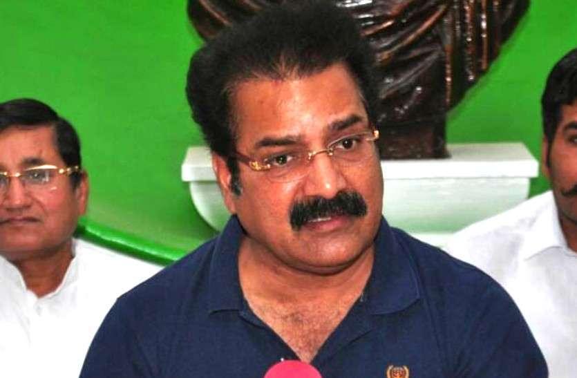 भाजपा का दंगे में विश्वास तो कांग्रेस का विकास में भरोसा -खाचरियावास