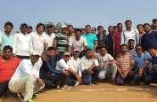 सीनियर मेडिकल एकादश सिवनी और मेडिकल जुनियर ने जीता मैत्री मैच