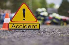 Bulandshahr: शादी से वापस जा रहे युवती व युवकों की बाइक में ट्रक ने टक्कर मारी, तीनों की मौत