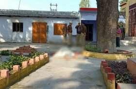 मंदिर परिसर में मिला पुजारी का शव, लाठी-डंडों से पीटकर हत्या की आशंका