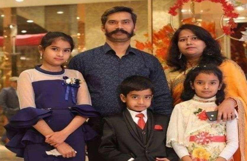 दिल्ली हिंसा में शहीद रतनलाल की पत्नी ने टीवी पर देखी पति की मौत की खबर, तो यह हुआ हाल