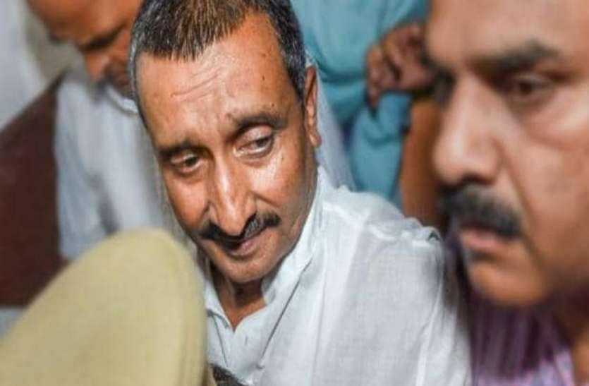 दुष्कर्म के आरोपी कुलदीप सिंह सेंगर की सदस्यता रद्द, अधिसूचना जारी