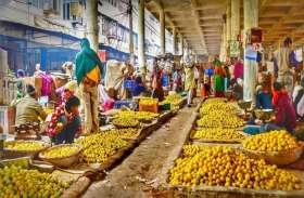 दिल्ली में भड़की हिंसा से फल-सब्जी बाजार प्रभावित, नहीं हो रही खरीदारी