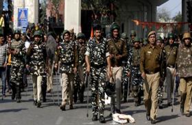Delhi Riots के बाद NCR में Alert, अफवाह फैलाने वालों के खिलाफ होगी सख्त कार्रवाई