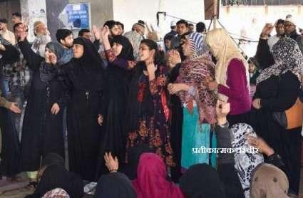 Delhi Violence Live: जाफराबाद में महिलाएं फिर धरने पर बैठीं, चांद बाग इलाके में तनाव