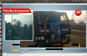 सीएम अशोक गहलोत ने दिया रतनलाल को शहीद का दर्जा दिलाने का भरोसा, देखिए पत्रिका Exclusive वीडियो