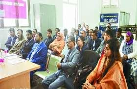 बांग्लादेश के जजों ने जिला कोर्ट का भ्रमण कर समझी न्यायिक प्रक्रिया