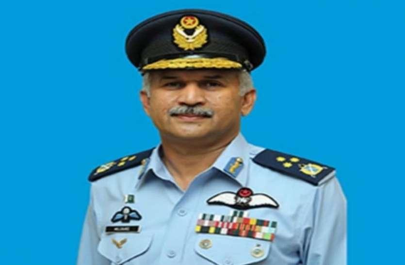 पाकिस्तानी एयर चीफ मार्शल की गीदड़भभकी, कहा- हम किसी भी हमले का जवाब देने के लिए तैयार