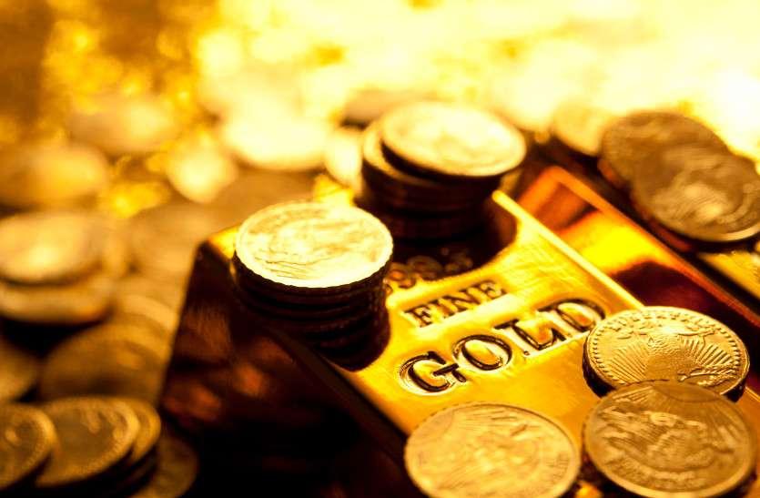 होली से दो दिन पहले सोना हुआ 270 रुपए सस्ता, चांदी में 350 रुपए का उछाल