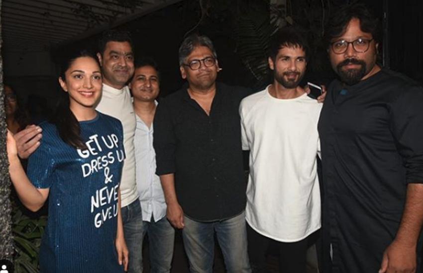 'कबीर सिंह' के निर्देशक बना रहे नई मूवी, संदेश शांडिल्या जुड़े संगीतकार के रूप में