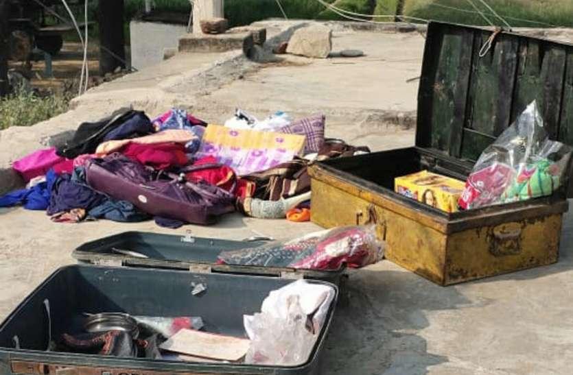 देवगढ़ क्षेत्र में सात दिन में सात चोरी व एक लूट