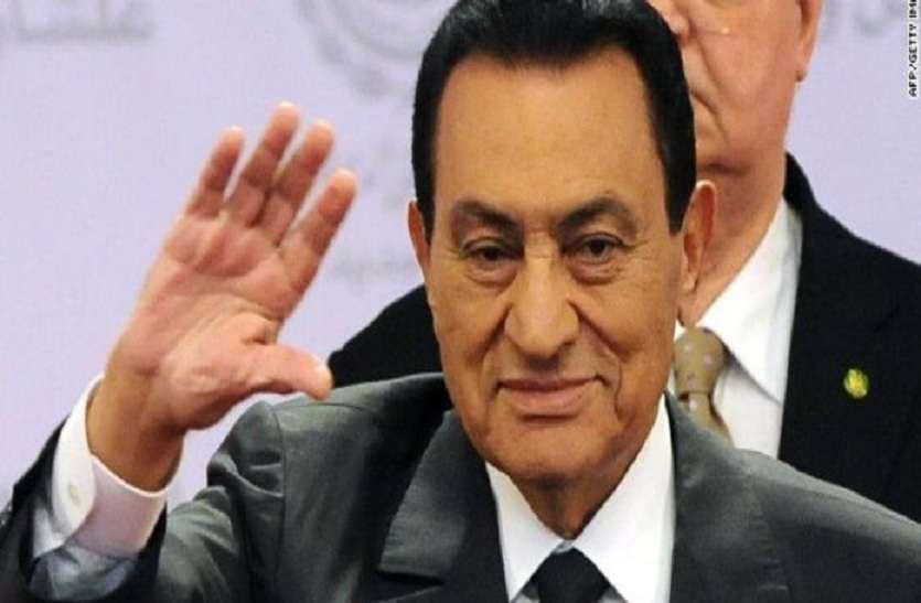 Egypt : आज भी हुस्नी मुबारक के नक्शे कदम पर चल रहा है मिस्र