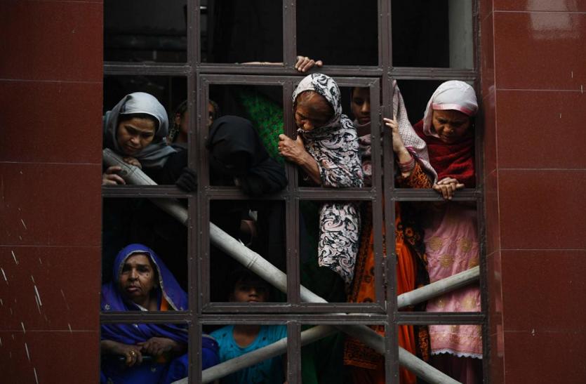 दिल्ली हिंसा: बृजपुरी इलाके में अल्पसंख्यक मुस्लिमों की ढाल बनकर खड़े रहे हिंदू परिवार, बचाई कइयों की जान