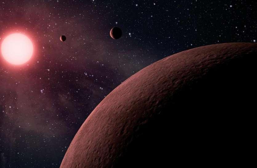 नासा ने खोजा पृथ्वी से डेढ़ गुणा बड़ा ग्रह, मिली जीवन की संभावना