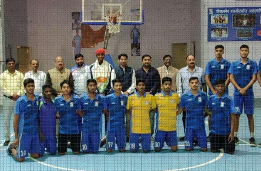 हेमन्त नायक का भारतीय टीम के प्रशिक्षण शिविर में चयन