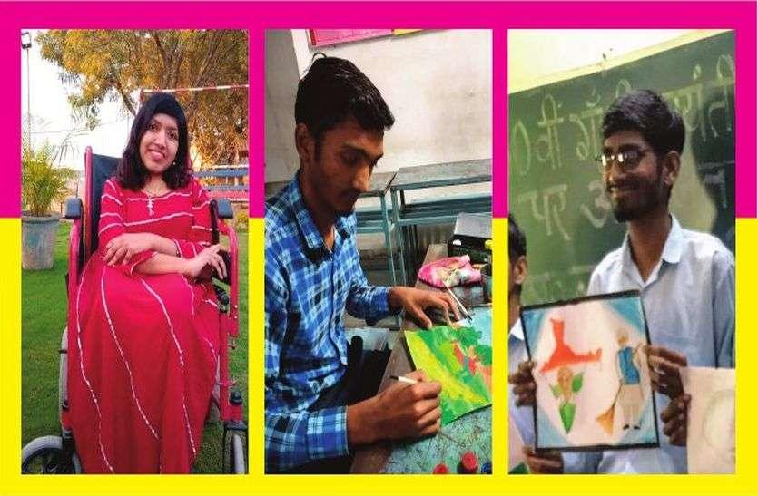 दिव्यांगों से सिर्फ प्रेरणा न लें, उन्हें स्टार बनाने की पहल करें : ललित कुमार