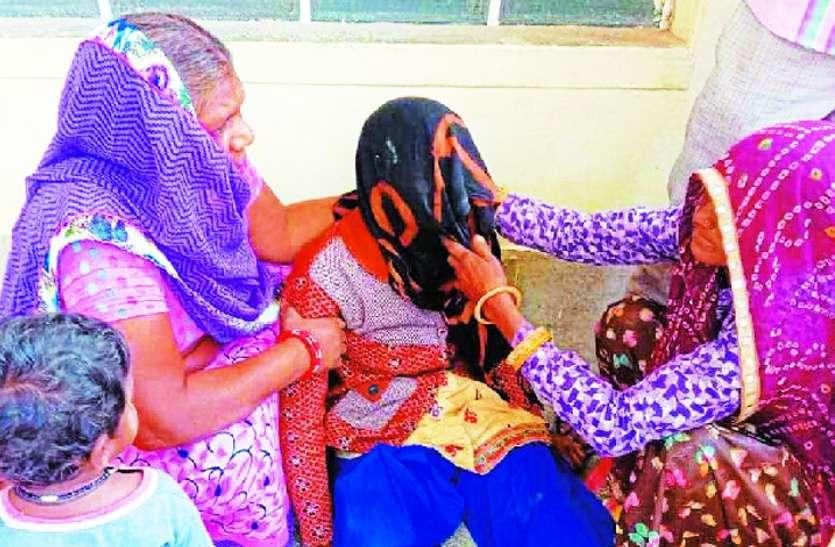 जयपुर से रात बूंदी पहुंचा पति और सुबह विधवा हो गई पत्नी, उजड़ गया मांग का सिंदूर
