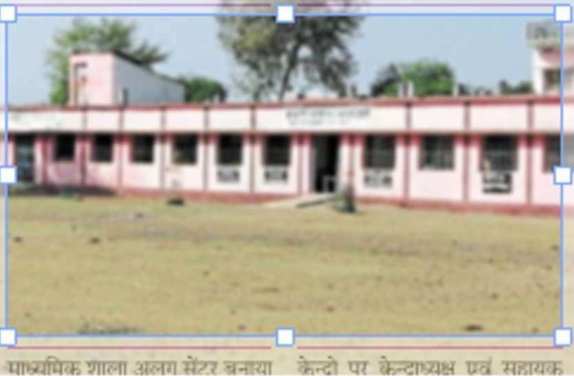 14 परीक्षा केन्द्रों पर होंगी कक्षा 10वीं व 12वीं की परीक्षाएं