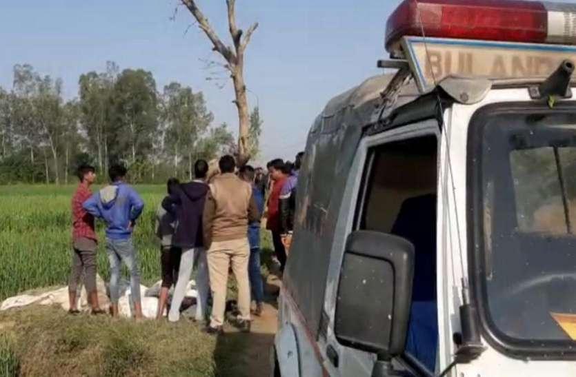 बुलंदशहर में एक बार फिर गोवंश मिलने से हिंदूवादी संगठनों में रोष व्याप्त, पुलिस ने दो को हिरासत में लिया