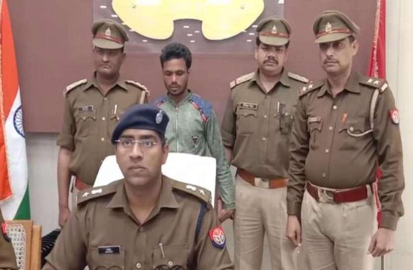 लूट की घटना को अंजाम देने वाला एक बदमाश गिरफ्तार, दो अभी भी फरार