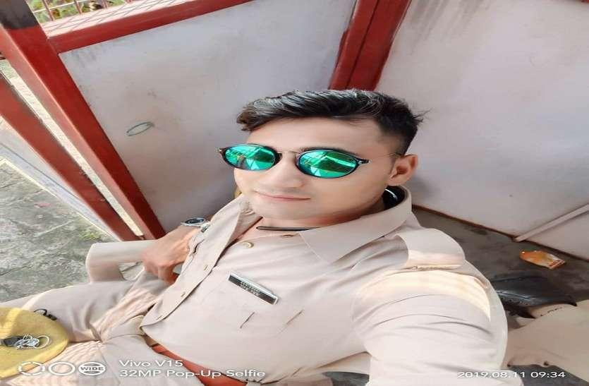 Moradabad: सात दिन पहले सिपाही की हुई थी शादी, गोली मारकर कर ली आत्महत्या