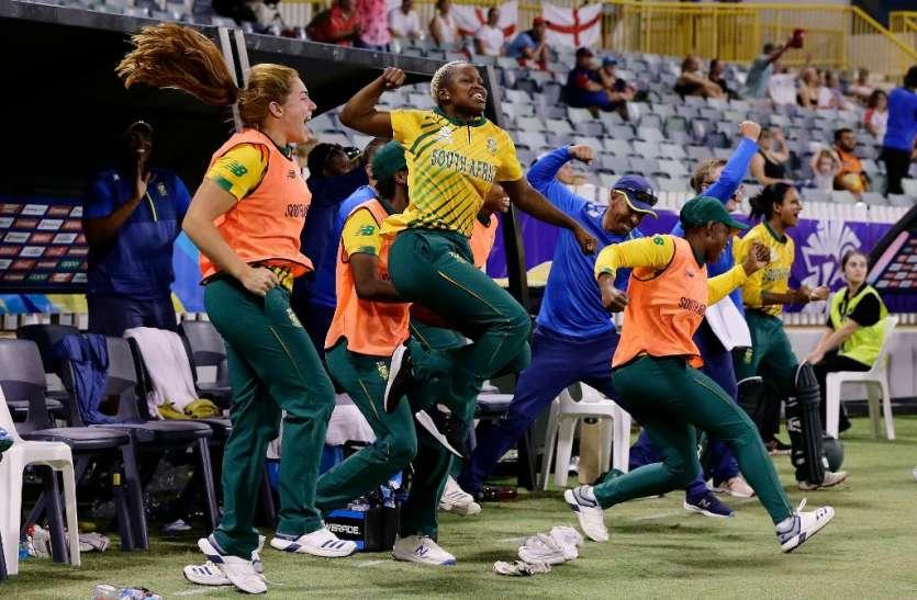 महिला टी20 विश्व कप: पाकिस्तान को हराकर सेमीफाइनल में पहुंचा दक्षिण अफ्रीका