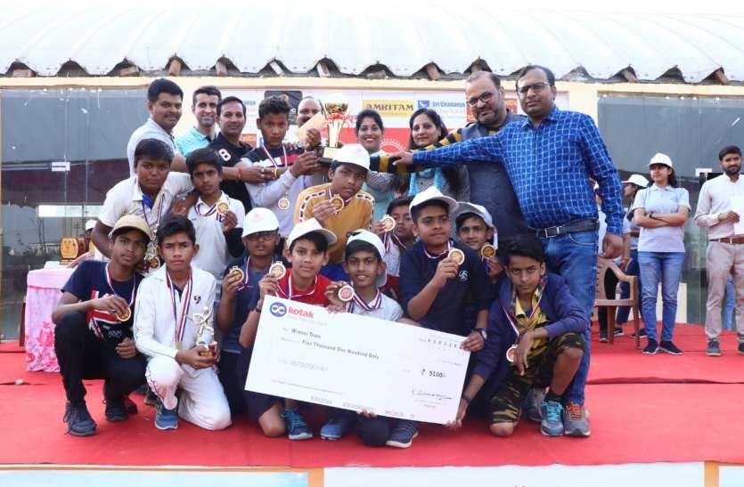 Super Kids Cricket : सुपर किड्स का क्रिकेट कमाल