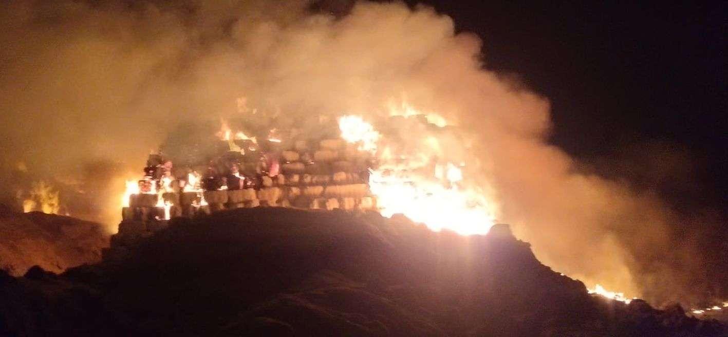 Fire News; फैक्ट्री चढ़ी आग की भेंट, अफरा-तफरी