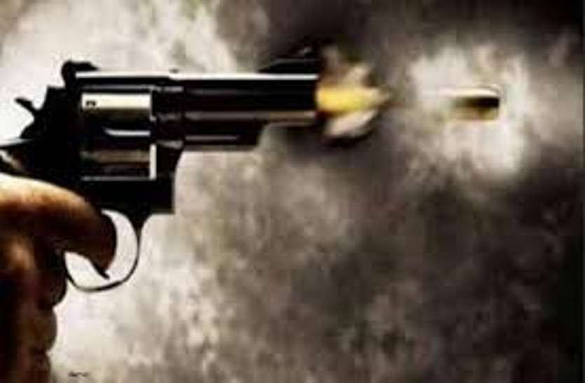 पुलिस और इनामी बदमाशों का हुआ आमना-सामना तो दिखा खौफनाक मंजर