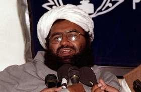 मसूद अजहर ने शांति समझौते की सराहना की, अमरीका को भेड़िये की कटी पूंछ कहा