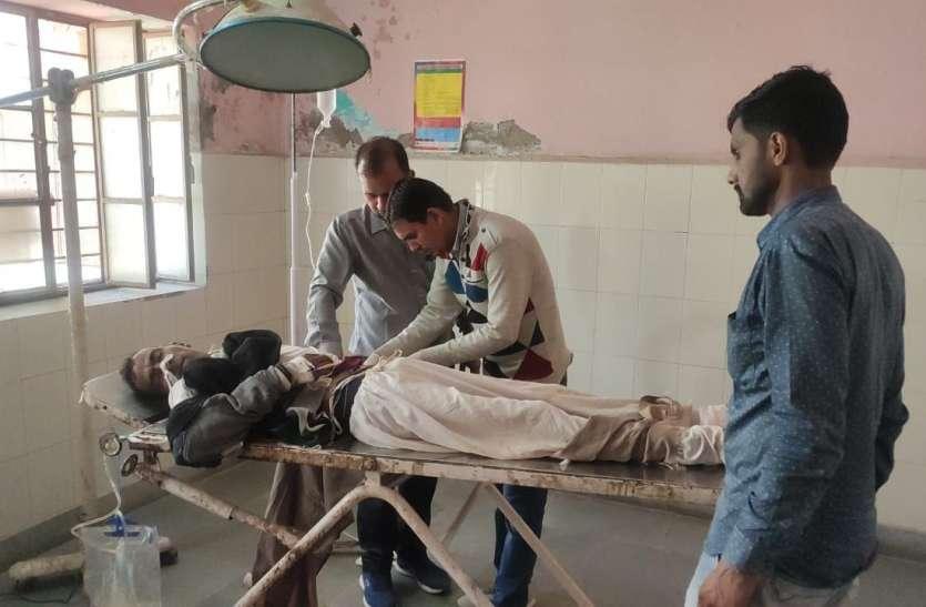 पत्नी व दो बेटों की हत्या के आरोपी ने अस्पताल में तोड़ा दम