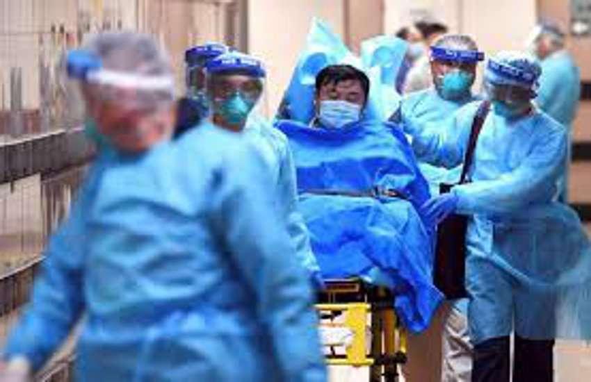 Corona virus  : कोरोना वायरस को दो संदिग्ध मरीज एसवीपी अस्पताल में