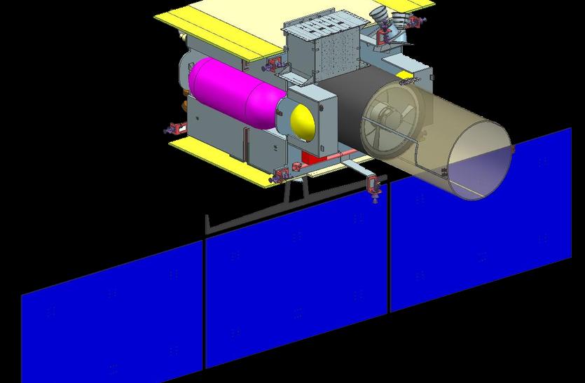 जीआइसैट-1 का प्रक्षेपण टला