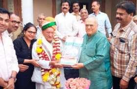 महात्मा गांधी होते तो देश में जाती और धर्म के नाम पर हो रही हिंसाएं न होती - माथुर