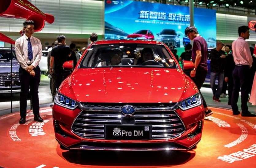 ऑटोमोबाइल इंडस्ट्री पर कोरोना का असर, चीन में 80 फीसदी तक टी कारों की बिक्री