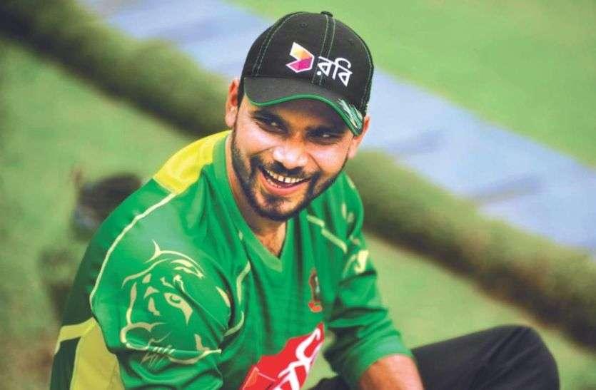 मशरफे मुर्तजा एकदिवसीय टीम की छोड़ी कप्तानी, बांग्लादेश के हैं सबसे सफल कप्तान