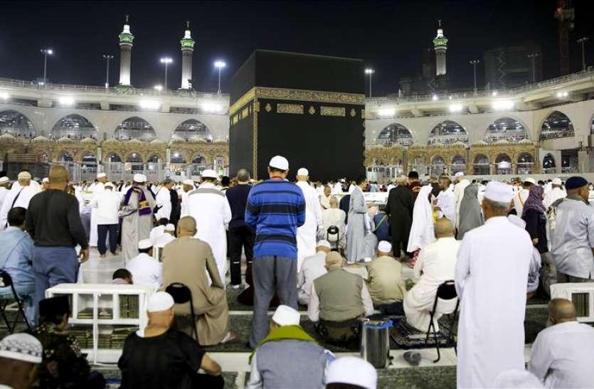 Coronavirus Threat In Saudi Arab Suspends Umrah - कोरोना ...