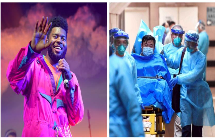 कोरोना वायरस के चलते पॉप सिंगर खालिद ने भारत के शो को किया रद्द, फैंस को कहा- जल्द होगी नए शो की तारीख की घोषणा
