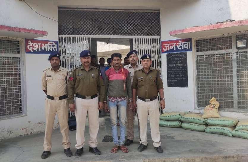 सिंगारपुर रेत खदान में ड्राइवर के अंधे कत्ल का खुलासा, एक आरोपी गिरफ्तार, 3 फरार
