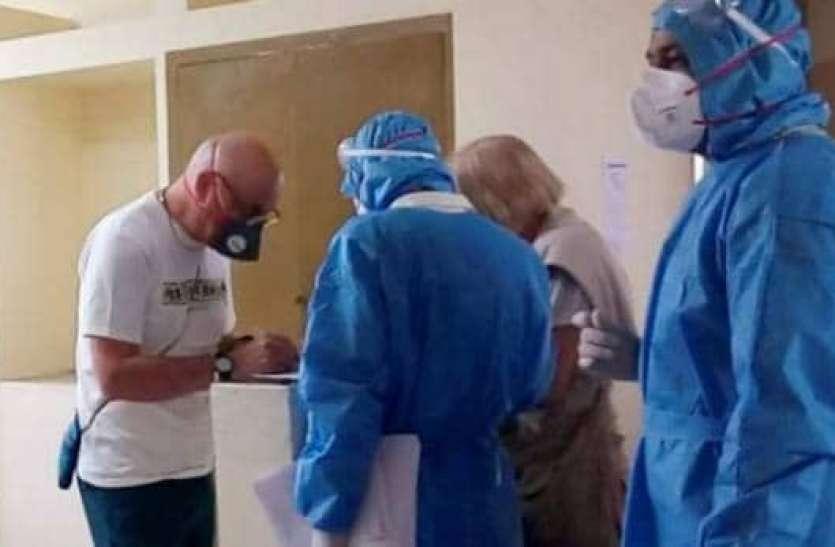 Corona Virus :  प्रदेश में आने वाले समस्त विदेशियों की होगी स्क्रीनिंग