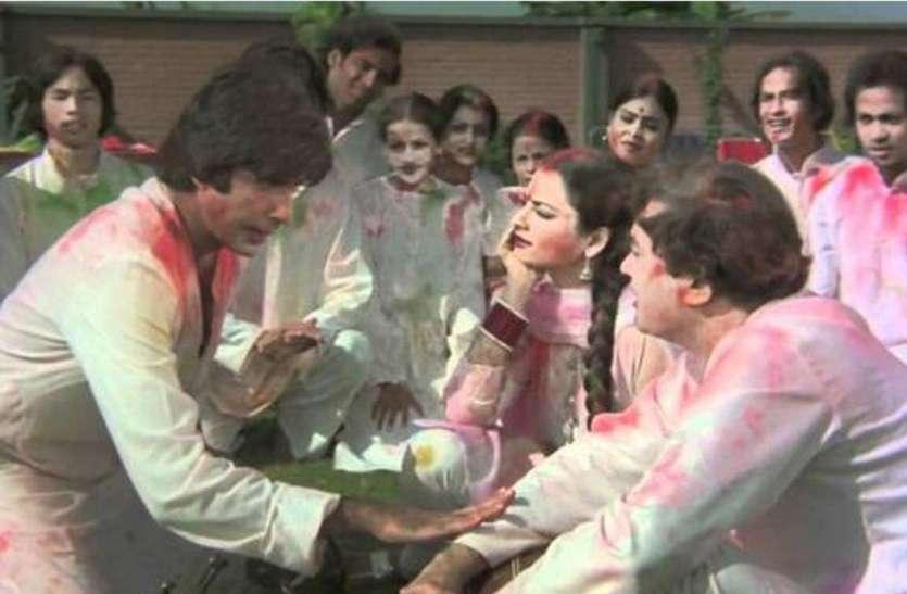 बॉलीवुड के सितारों को याद आती है बचपन की होली....