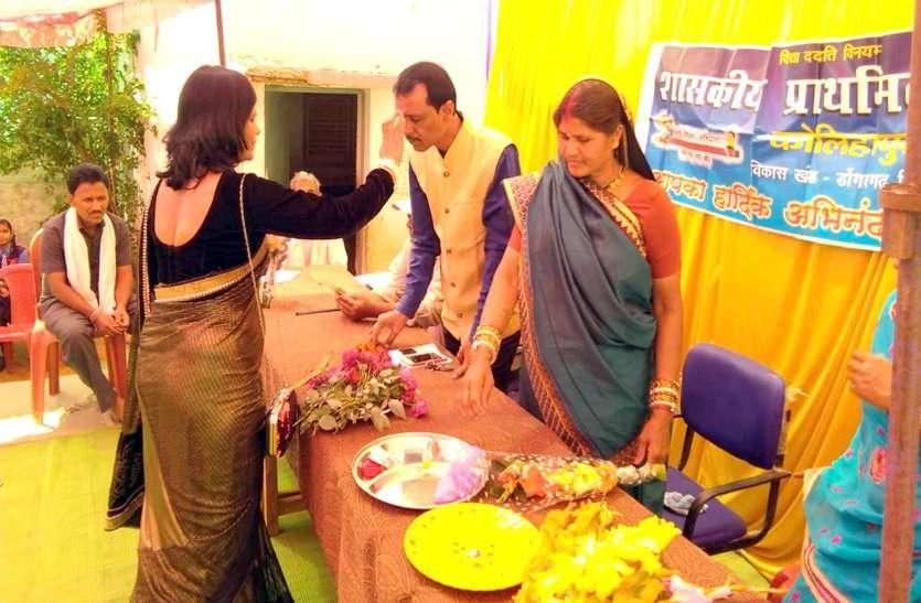 कोलिहापुरी में वार्षिकोत्सव पर पाक्सो एक्ट के लिए हुई कार्यशाला ...