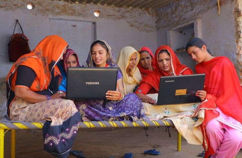 महिलाओं व किशोरियों के लिए पैडवूमन बनी मनीषा सैनी