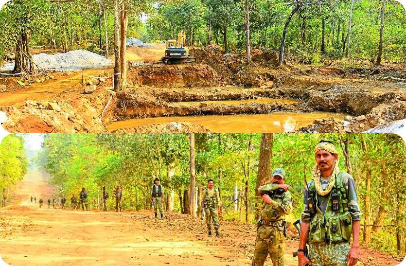 अबूझमाड़ को दो भागों में बांटेगा पल्ली-बारसूर मार्ग, बनने के बाद सैंकड़ों सीमावर्ती गावों को मिलेगा इसतरह का लाभ