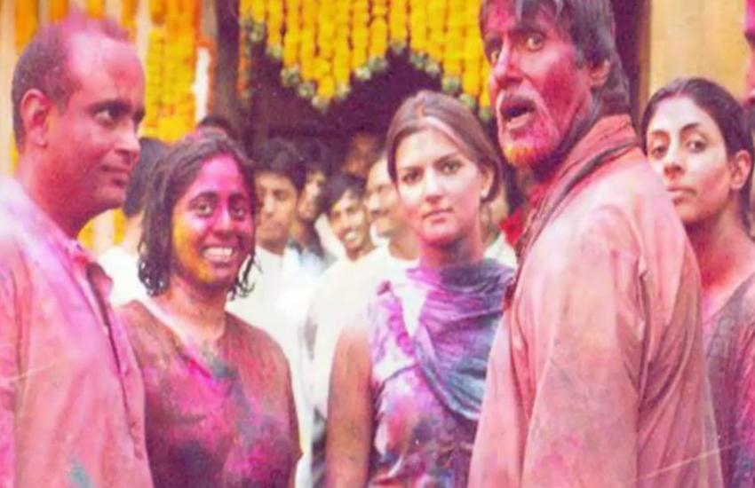 Bollywood celebs holi