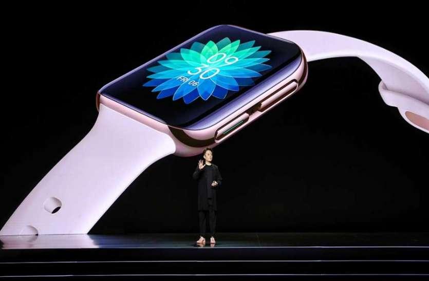 OPPO का पहला Smart Watch लॉन्च, जानें कीमत व फीचर्स