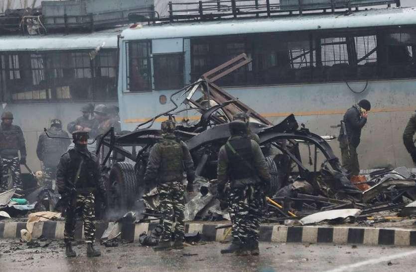 पुलवामा आतंकी हमला: बम बनाने का सामान Amazon से ऑनलाइन मंगाया गया था- NIA
